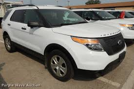 Ford Explorer 2015 - 2015 ford explorer police interceptor suv item dc5346 so
