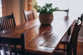 our story reclaimed wood farm table woodworking athens