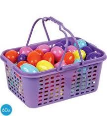 fillable easter eggs 4 mega large plastic fillable nestable easter eggs set 12 in blue