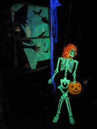 Blacklight Halloween Party Ideas by Liddy B And Me Decorations At Witches Brew 2011