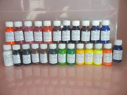 24 shine color spray paint for skin inkjet water based paint also