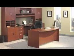 Bush Office Desks Series C Office Furniture By Bbf Bush Business Furniture