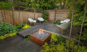 Metal Firepits Corten Pits The Appeal Of Rusted Metal Paloform