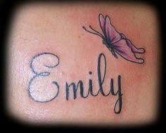 pink butterfly tattoos with names 25 overwhelming tattoos