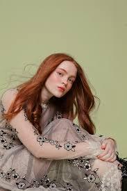 17 best images about sadie stranger things season two star sadie sink on her character wwd