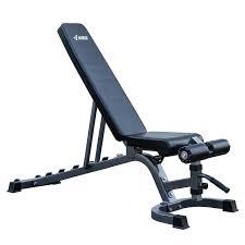 akonza adjustable bench incline flat decline press abs workout