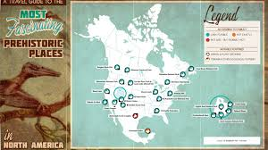 Capitol Reef National Park Map A Travel Guide To Prehistoric Places In North America