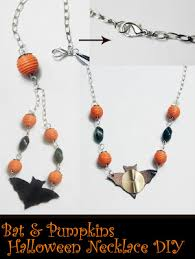 20 cool and easy halloween jewelry tutorials shelterness