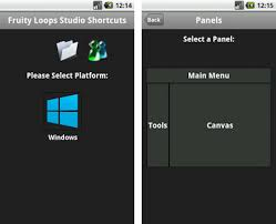 fruity loops apk shortcuts fruity loops studio apk version 1 0
