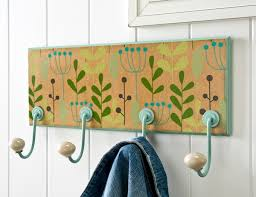 most unique diy coat rack design ideas