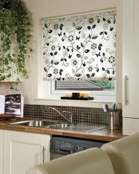 Kitchen Roller Blinds Designer Kitchen Blinds Patterned Roller Blinds Home Amazing