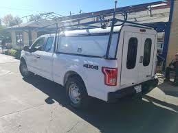 Ford F250 Truck Topper - ford suburban toppers