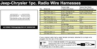 2002 jeep wrangler radio wiring diagram schematics and lively