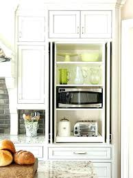 kitchen appliance storage cabinet kitchen counter storage kitchen storage l kitchen appliance storage