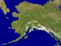 Alaska Map In Usa by Primap National Maps