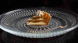 A Chef Slicing A Pumpkin by Crystal Clear Pumpkin Pie The Holiday Classic Gets A Magical