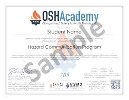 hazard communication program template 28 images a handy guide