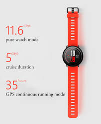 Watch by Original Xiaomi Huami Amazfit Sports Bluetooth Smart Watch English