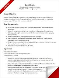 Resume Template Dental Assistant Resume Examples For Dental Assistant Simple Medical Assistant