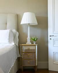 amazing mirrored nightstands for bedrooms top modern interior
