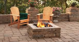 Easy Fire Pits by Easy Fire Pit Designs U2014 Unique Hardscape Design Outdoor Fire Pit