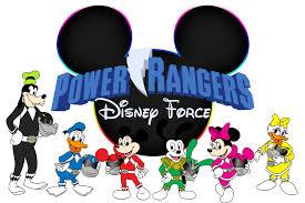 power rangers disney force fantasyflixart deviantart