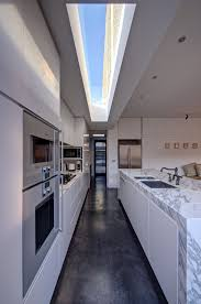 One Sided Galley Kitchen Popular Kitchen Layouts To Choose From For Your Next Remodel