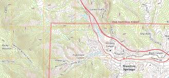 how to read a topo map gaia gps