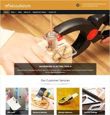 Woodworking Machine Service Repair by New 16 Best Machinery Wordpress Themes For Tools U0026 Equipment