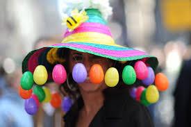 easter bonnet highlights from new york s easter bonnet parade heard on the