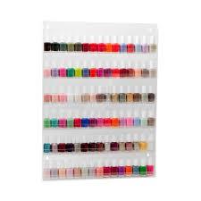 metal nail polish wall rack images