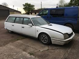 citroen classic classic retro citroen cx 25 tri safari automatic estate car 1995