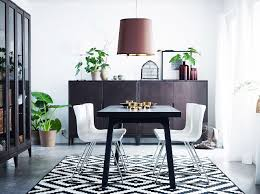 Ikea Button Rug 8 Insanely Cool Rooms That Started With An Ikea Rug Mydomaine