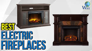 9 best electric fireplaces 2017 youtube