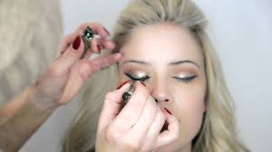 christina el moussa new years make up youtube