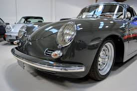 porsche 356 outlaw used porsche 356b outlaw jzm limited showroom