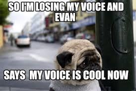 Sad Pug Meme - meme maker sad pug generator