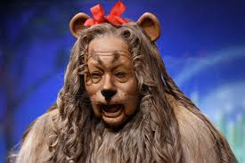 cowardly lion costume oz cowardly lion costume sold for 3m the daily beast