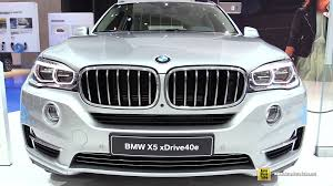 Bmw X5 2015 - 2016 bmw x5 40e xdrive plug in hybrid exterior and interior
