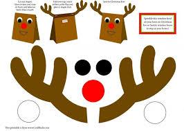 free printable reindeer activities for kid printable reindeer activities merry christmas happy new