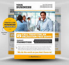 Free Templates For Business Flyers free business flyer templates mockup layouts flyer