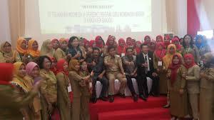 pelindo iv gelar workshop dan latih 100 guru di luwuk u2013 celebes news