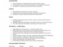 Resume Skill Example by Exciting Skill Example For Resume Most Resume Cv Cover Letter