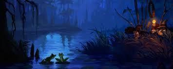 princess frog 70 original concept art collection