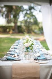 burlap table runner archives southern weddings