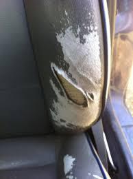 reparer siege cuir reparer un siege auto en cuir auto voiture pneu idée