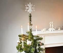 Swarovski Christmas Tree Decorations by Christmas Star Tree Topper Usa Swarovski Online Shop