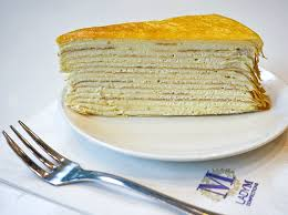 10 places to get mille crepe cake doutor coffee
