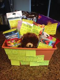 cheer up care package the 25 best breakup kit ideas on sick day essentials