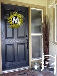Paint A Front Door by Front Doors Fun Activities Painting A Front Door Black 42